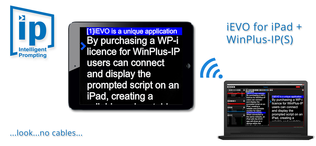 iPad Teleprompter Software