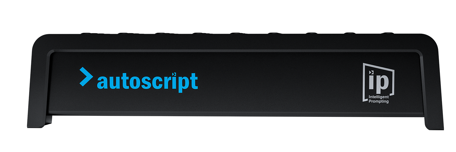 Autoscript Prompter XBox front