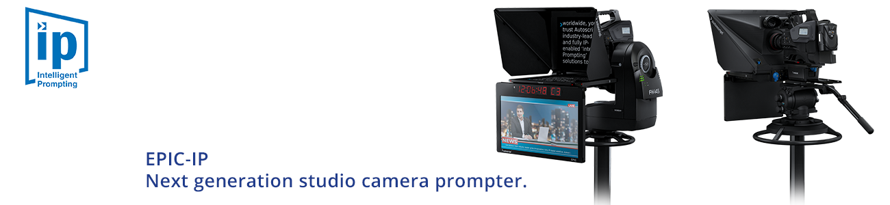 Autoscript Epic Ip Camera Prompter PG